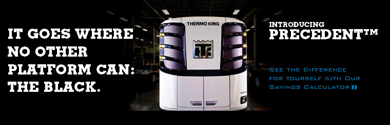 Thermo King Precedent: Contact us for details.