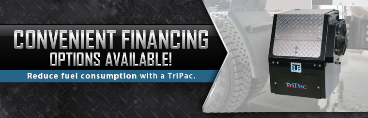 Financing Available for TriPac: Contact us for details.