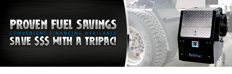 Save Money with TriPac: Contact us for details.