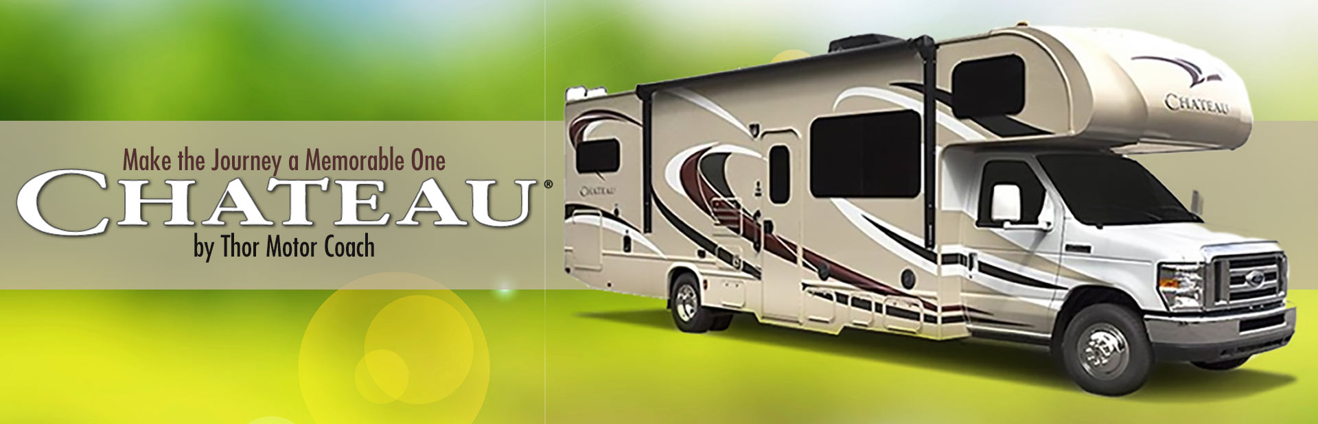 Thor Motor Coach RVs: Click here to view the models