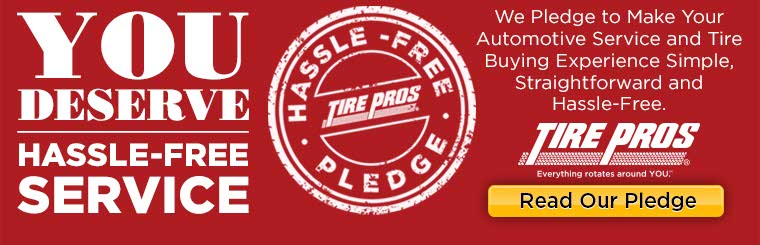 You Deserve Hassle-Free Service: Click here to read our pledge.