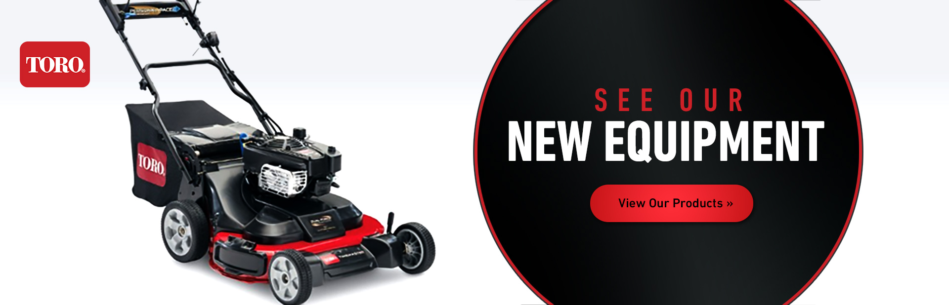 Click here to view equipment from Toro.