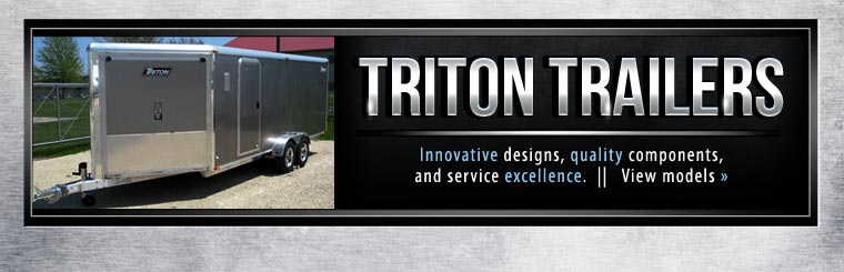 Click here to view Triton trailers.