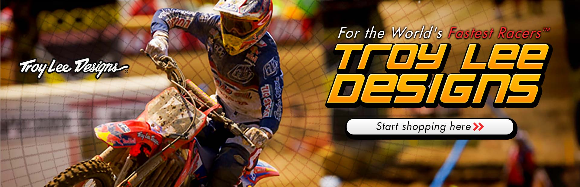 Click here to shop Troy Lee Designs.