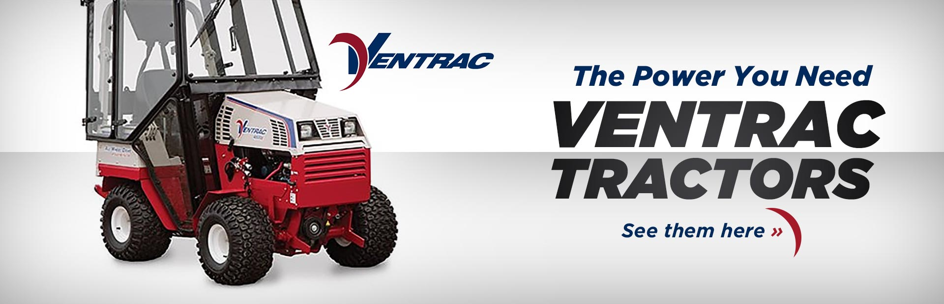 Ventrac Tractors: Click here to view the models.