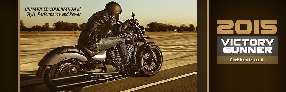 2015 Victory Gunner: Click here for details.
