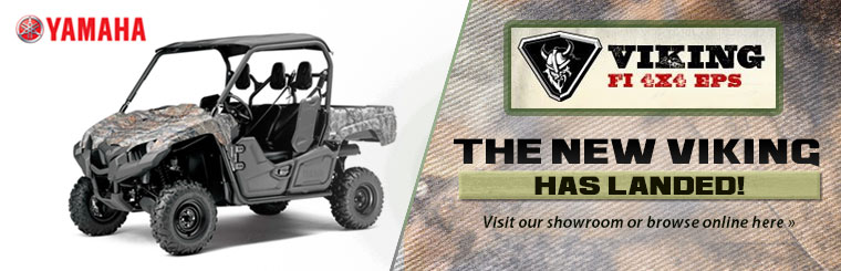Click here to view the 2014 Yamaha Viking.