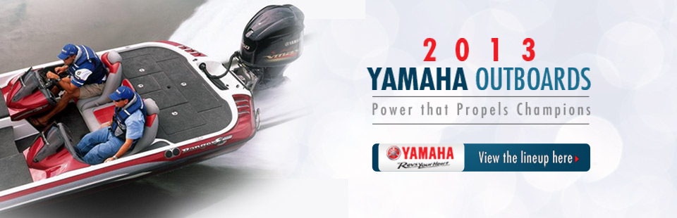 Click here to view the 2013 Yamaha outboards.