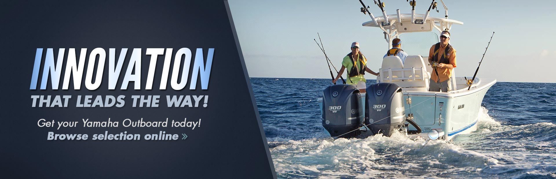 Click here to browse our selection of Yamaha outboards!