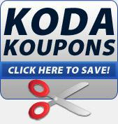 Koda Koupons: Click here to save!