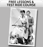 Free Lessons & Test Ride Course