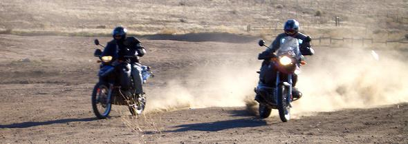 Ventura County Dualsport Ride Series