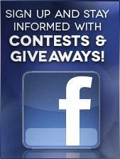 Sign up and stay informed with contests & Giveaways!
