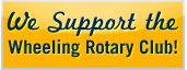We support the Wheeling Rotary Club!