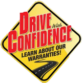 Drive with Confidence: click here to learn about our warranty.
