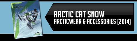Arctic Cat Snowmobile Arcticwear & Accessories.