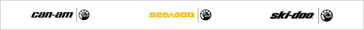 We carry products from Can-Am®, Sea-Doo®, and Ski-Doo®.