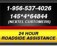 24 Hour Roadside Assistance