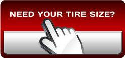 Need Your Tire Size?
