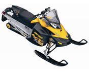 2011 ski-doo MX-Z sport 600