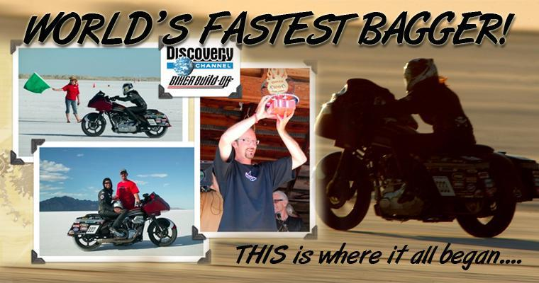 Welcome to the World's Fastest Bagger site!