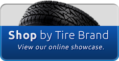 Shop by Tire Brand: View our online showcase.