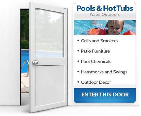 Pools & Hot Tubs: Water Outdoors