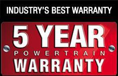 Click here for the Mahindra Warranty information.
