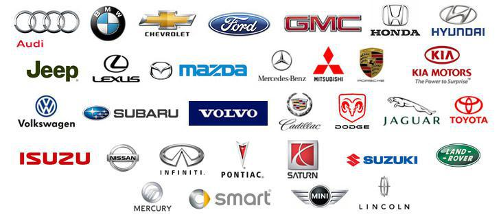 We service all makes and models, foreign and domestic!
