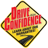Drive with Confidence: learn about our warranties.