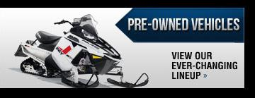 Pre-Owned Vehicles: Click here to view our ever-changing lineup.