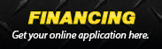Financing: Get your online application here.