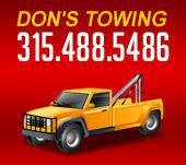 Don's Towing: 315.488.5486
