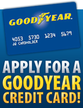 Apply for a Goodyear credit card!