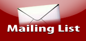 Joining our mailing list