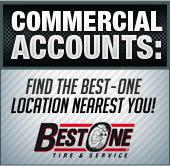 Commercial Accounts: Find the Best-One Location Nearest You!