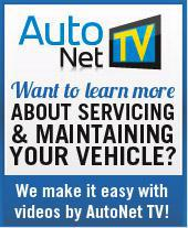 AutoNet TV: Want to learn more about servicing and maintaining your vehicle? We make it easy with videos by AutoNet TV!