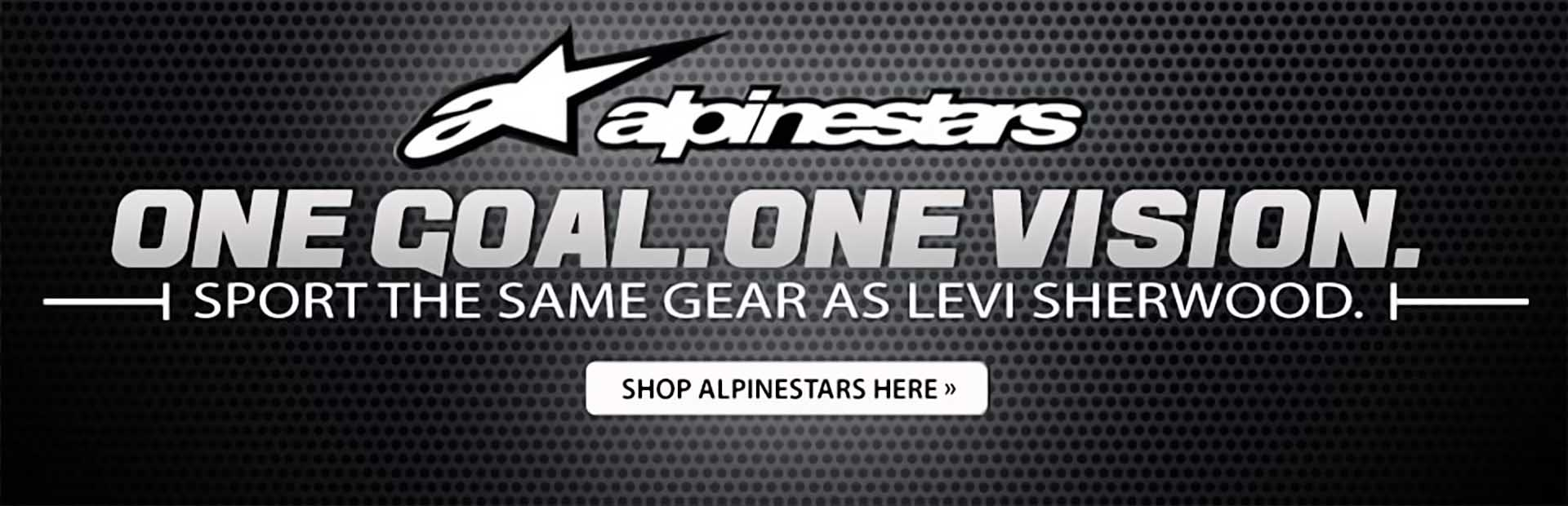 Sport the same Alpinestars gear as Ryan Villopoto! Click here to shop online.