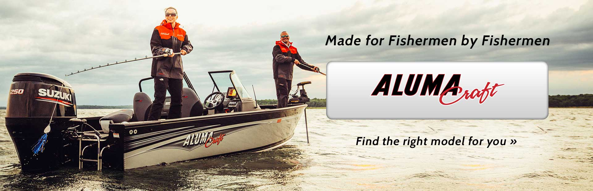 Click Here To View Alumacraft Boats
