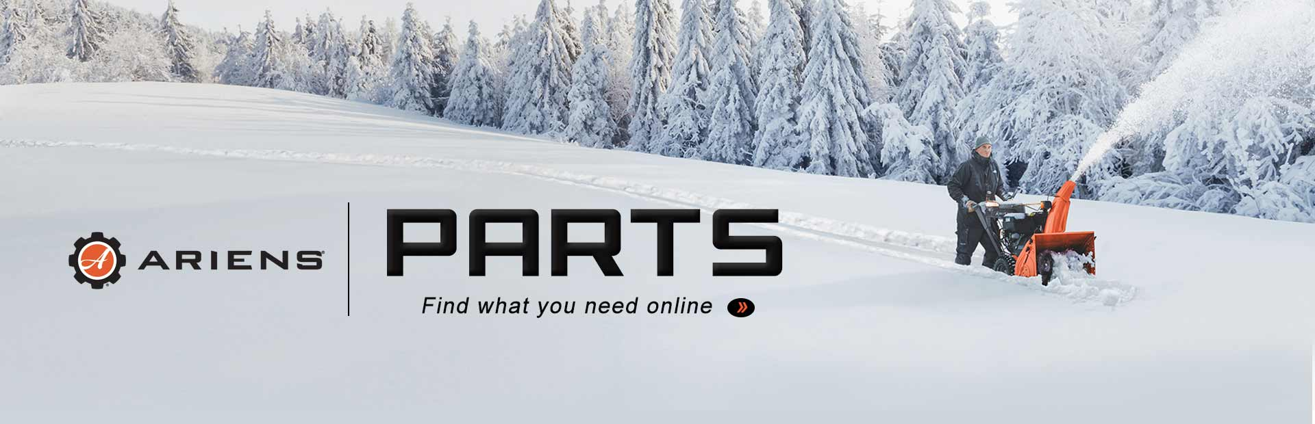 Ariens Parts: Click here to find what you need online.