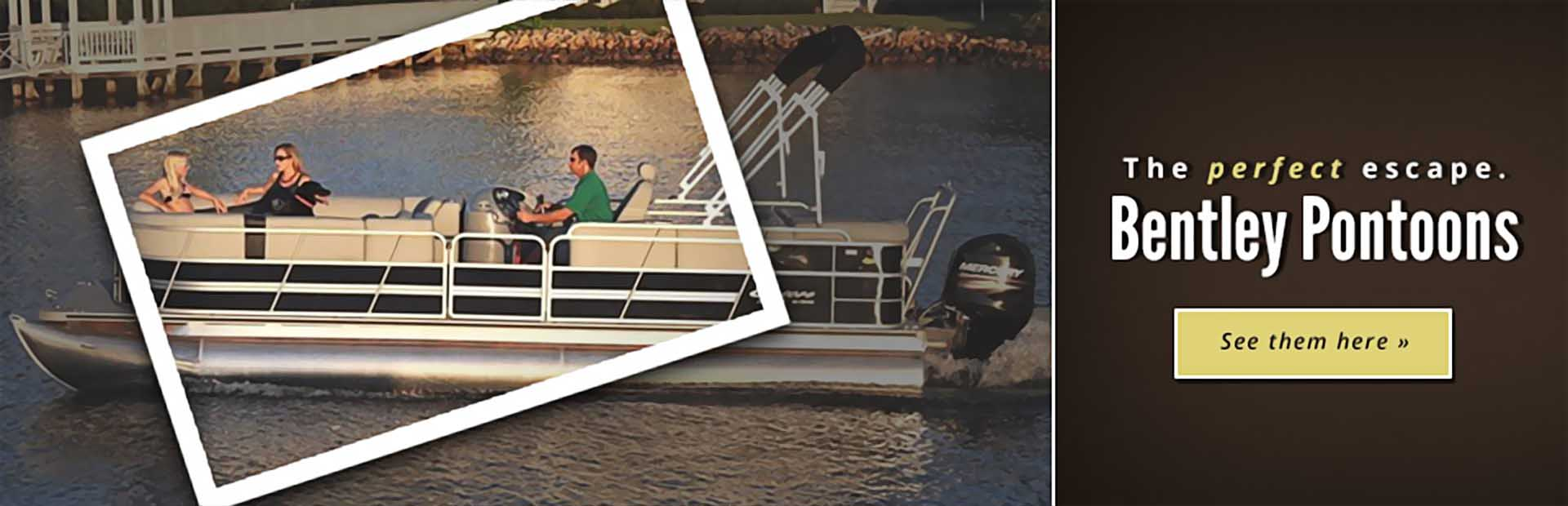 Bentley Pontoons: Click here to view the showcase!