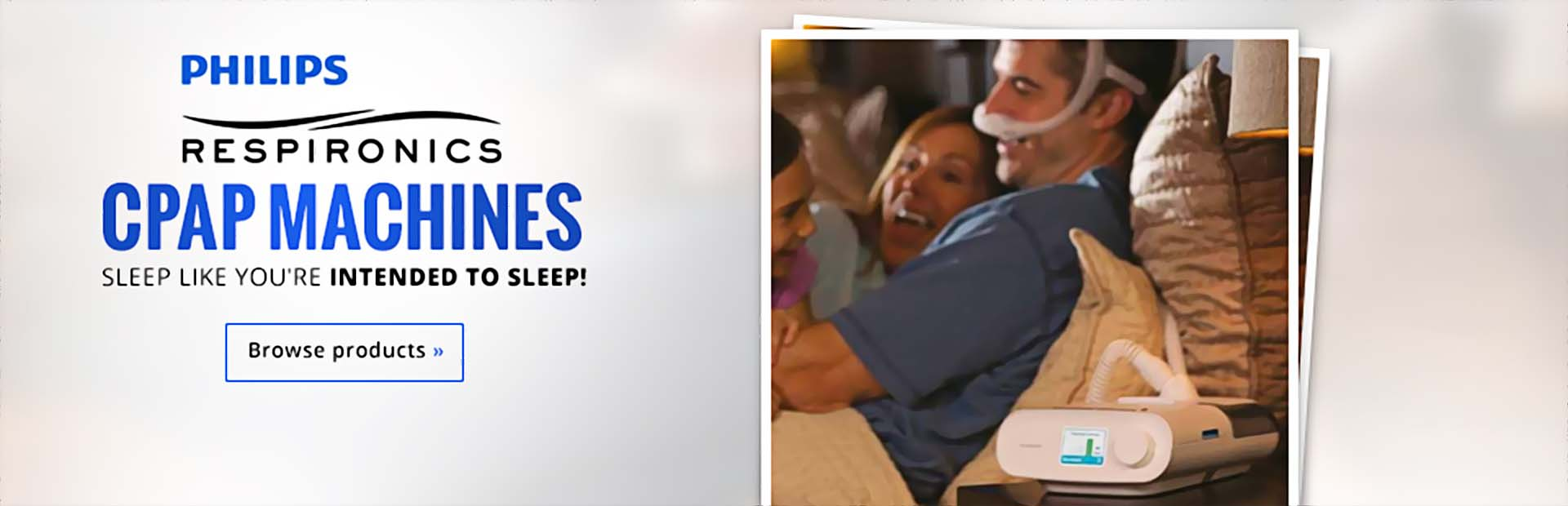 Respironics CPAP Machines: Sleep like you're intended to sleep! Click here to browse our selection.