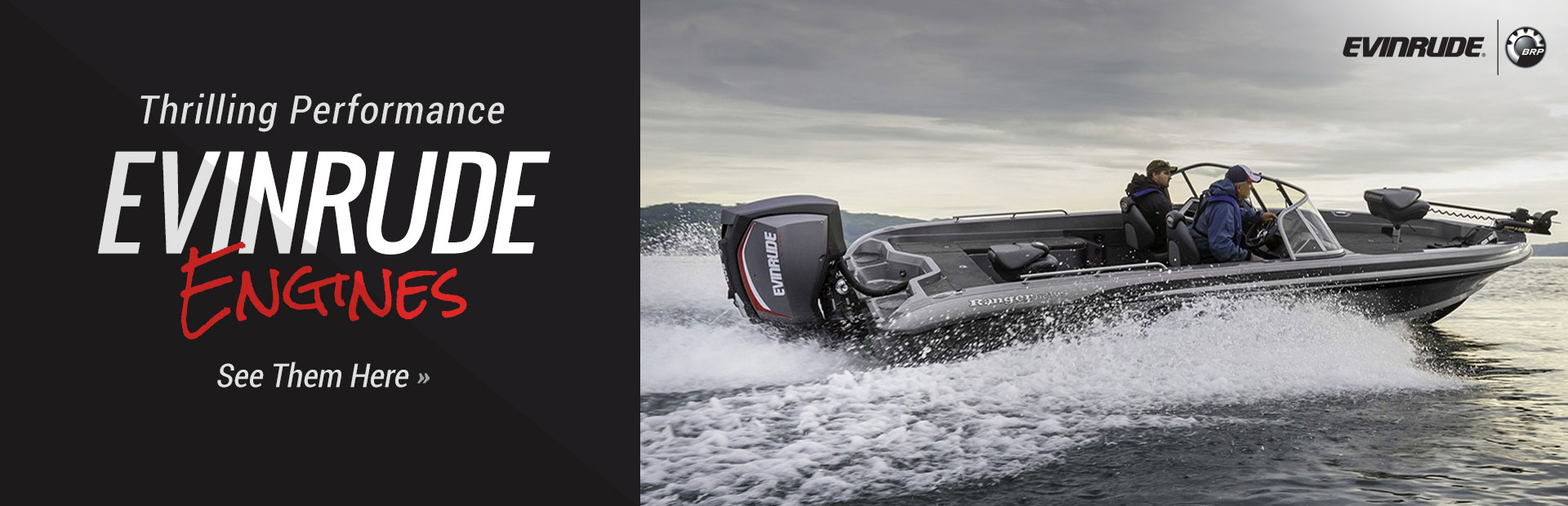 Evinrude Engines: Click here to view the models.