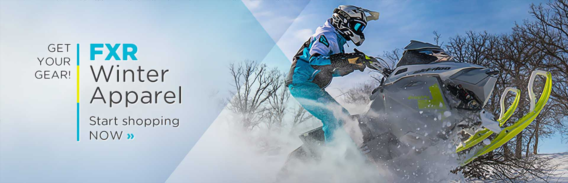 FXR Winter Apparel: Click here to shop online.