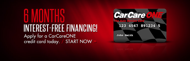 Click here to apply for a CarCareONE credit card.