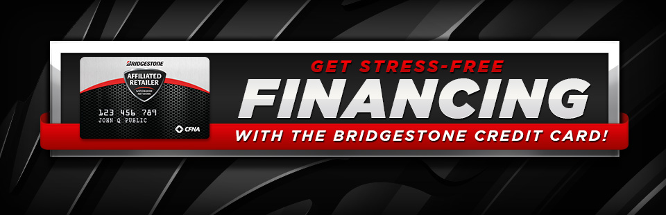 Click Here For The Coupon Get Stress Free Financing With Bridgestone Credit Card Details