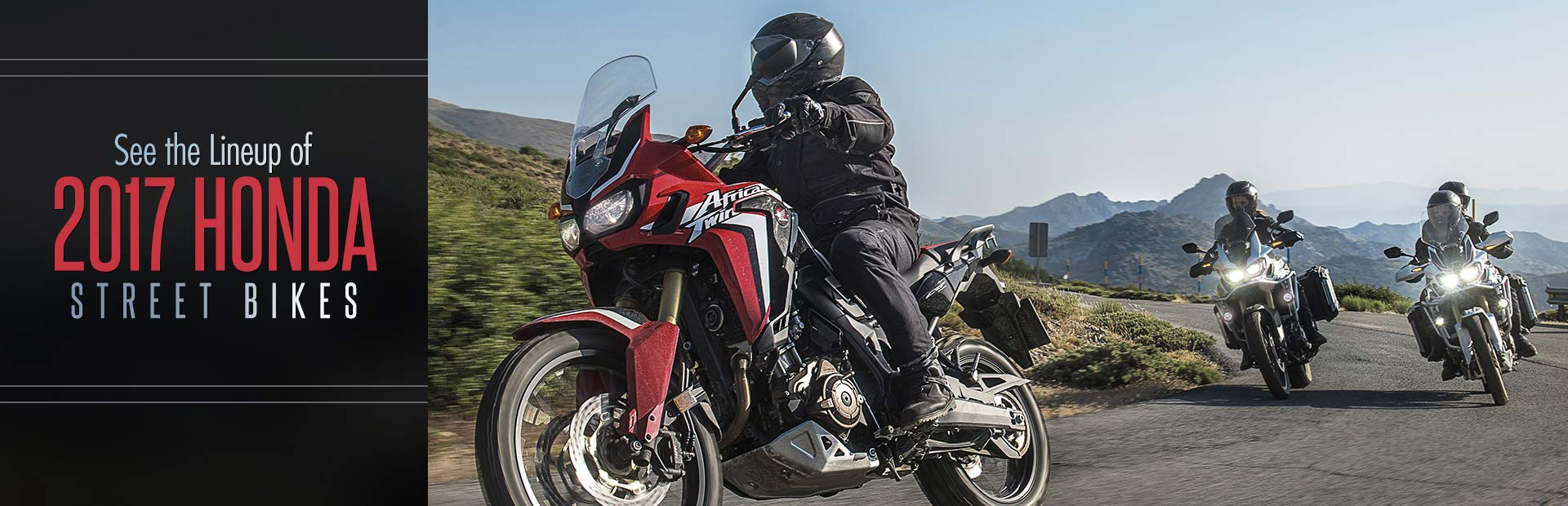 2017 Honda Street Bikes Click Here To View The Models