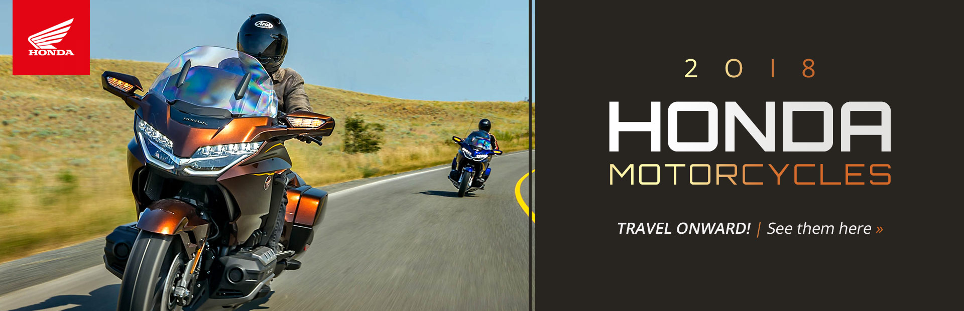2018 Honda Motorcycles ...