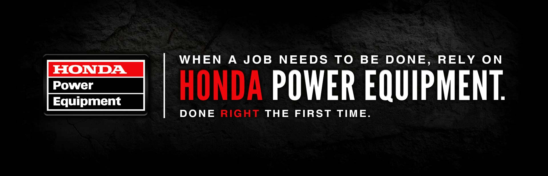 Click Here To Browse View Honda Power Equipment