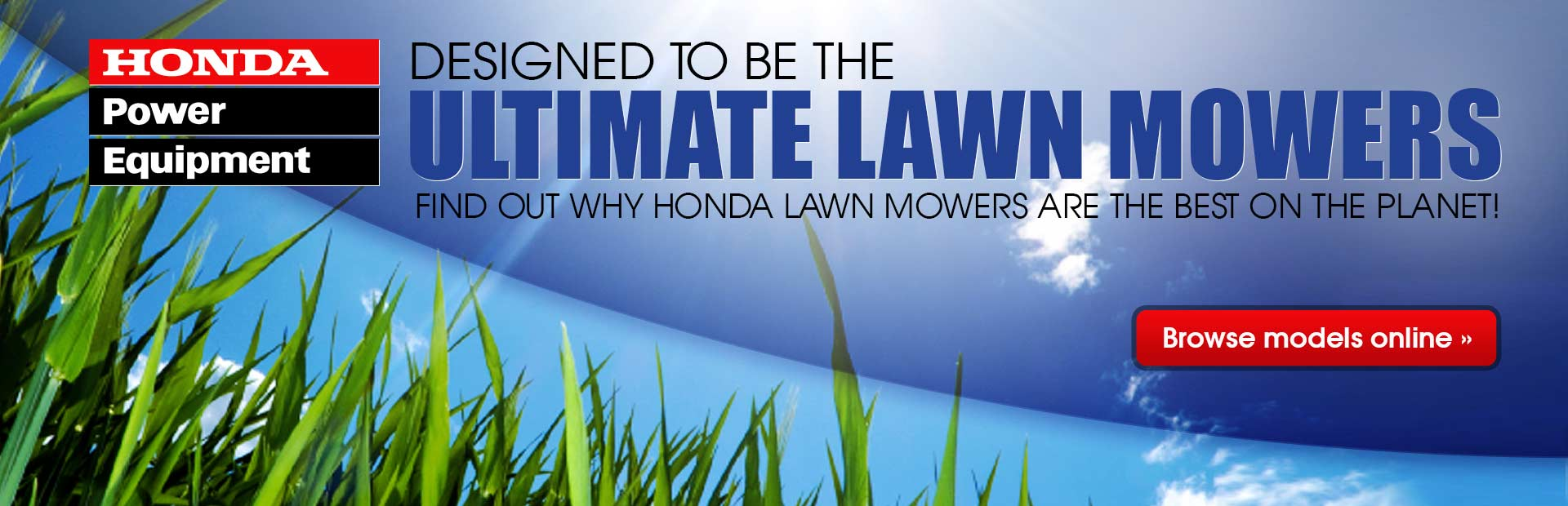 Nice Honda Lawn Mowers Are Designed To Be The Ultimate Lawn Mowers.